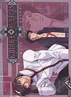 Knight Hunters: Eternity - Vol. 2: Troubled Souls DVD Cover Art