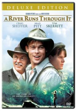 River Runs Through It DVD Cover Art