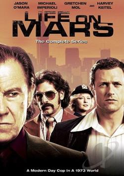 Life on Mars - The Complete Series DVD Cover Art