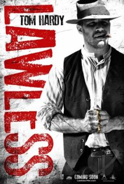Lawless DVD Cover Art