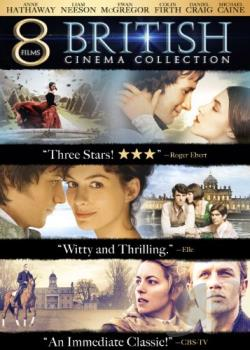 British Cinema Collection, Vol. 3 DVD Cover Art