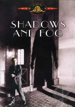 Shadows and Fog DVD Cover Art