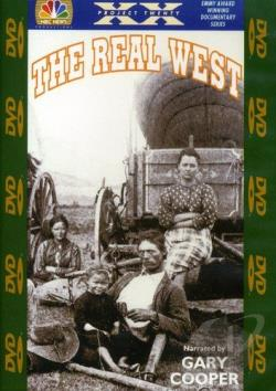 Real West DVD Cover Art