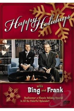 Happy Holidays with Bing and Frank DVD Cover Art