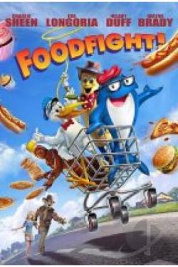 Foodfight! DVD Cover Art