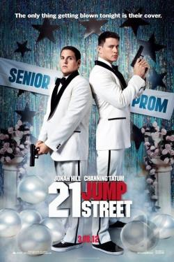 21 Jump Street DVD Cover Art