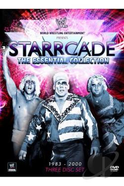 Starrcade: The Essential Collection DVD Cover Art