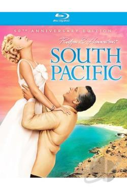 South Pacific BRAY Cover Art