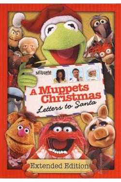 Muppets Christmas: Letters to Santa DVD Cover Art