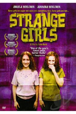 Strange Girls DVD Cover Art