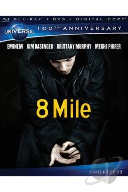 8 Mile BRAY Cover Art