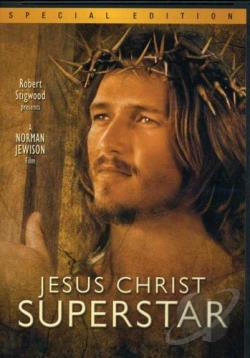 Jesus Christ Superstar DVD Cover Art