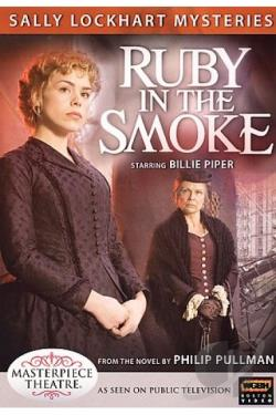 Sally Lockhart Mysteries - Ruby in the Smoke DVD Cover Art