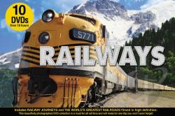 Railways DVD Cover Art
