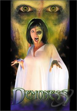 Demoness DVD Cover Art