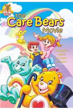 Care Bears Movie DVD Cover Art