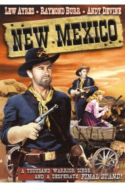 New Mexico DVD Cover Art