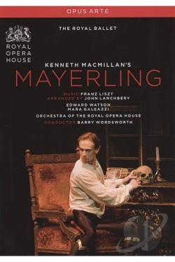 Mayerling DVD Cover Art