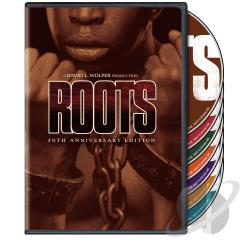 Roots DVD Cover Art