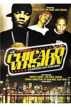 Chicago Version DVD Cover Art