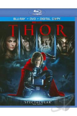 Thor BRAY Cover Art