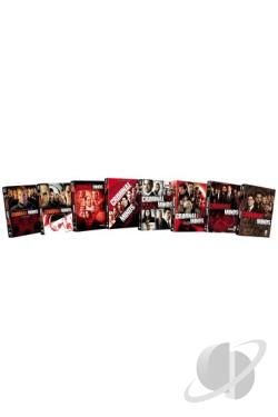 Criminal Minds: Seasons 1-8 DVD Cover Art