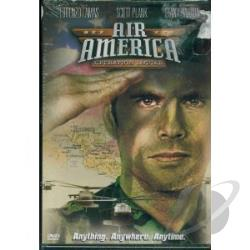 Air America: Operation Jaguar DVD Cover Art