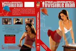 Erotic Adventures of the Invisible Man DVD Cover Art