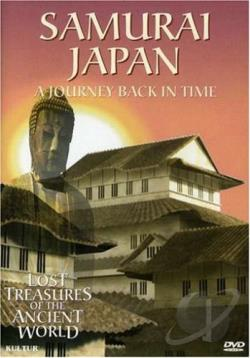Lost Treasures of the Ancient World: Samurai Japan DVD Cover Art