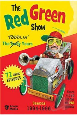 Red Green Show: The Toddlin' Years DVD Cover Art