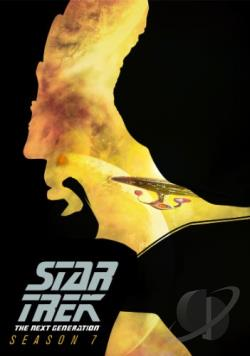 Star Trek: The Next Generation - Season 7 DVD Cover Art