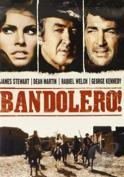 Bandolero! DVD Cover Art