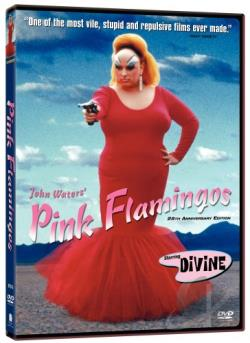 Pink Flamingos DVD Cover Art
