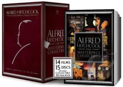 Alfred Hitchcock - The Masterpiece Collection DVD Cover Art