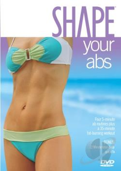 Shape - Your Abs DVD Cover Art