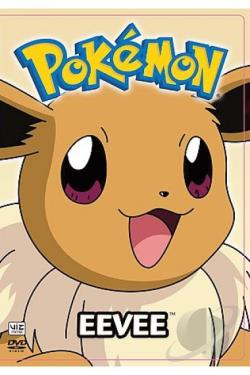 Pokemon 10th Anniversary Edition - Vol. 6: Eevee DVD Cover Art