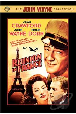 Reunion in France DVD Cover Art