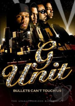 G-Unit: Bullets Can't Touch Us - Unauthorized DVD Cover Art