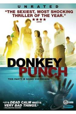Donkey Punch DVD Cover Art