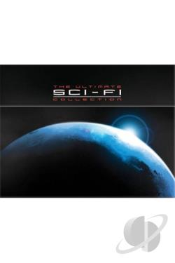 Ultimate Sci-Fi Collection DVD Cover Art