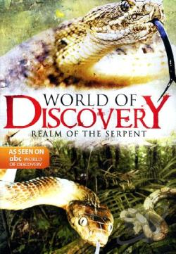 ABC World of Discovery: Polar Bear - Arctic Terror DVD Cover Art