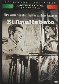 Analfabeto DVD Cover Art