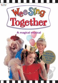Wee Sing Together DVD Cover Art