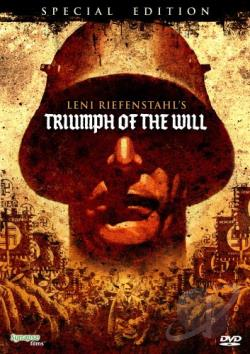 Triumph of the Will DVD Cover Art