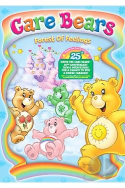 Care Bears - Forest of Feelings DVD Cover Art