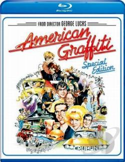 American Graffiti BRAY Cover Art