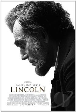 Lincoln DVD Cover Art