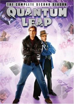 Quantum Leap - The Complete Second Season DVD Cover Art