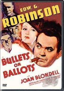 Bullets Or Ballots DVD Cover Art