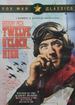 Twelve O'Clock High DVD Cover Art